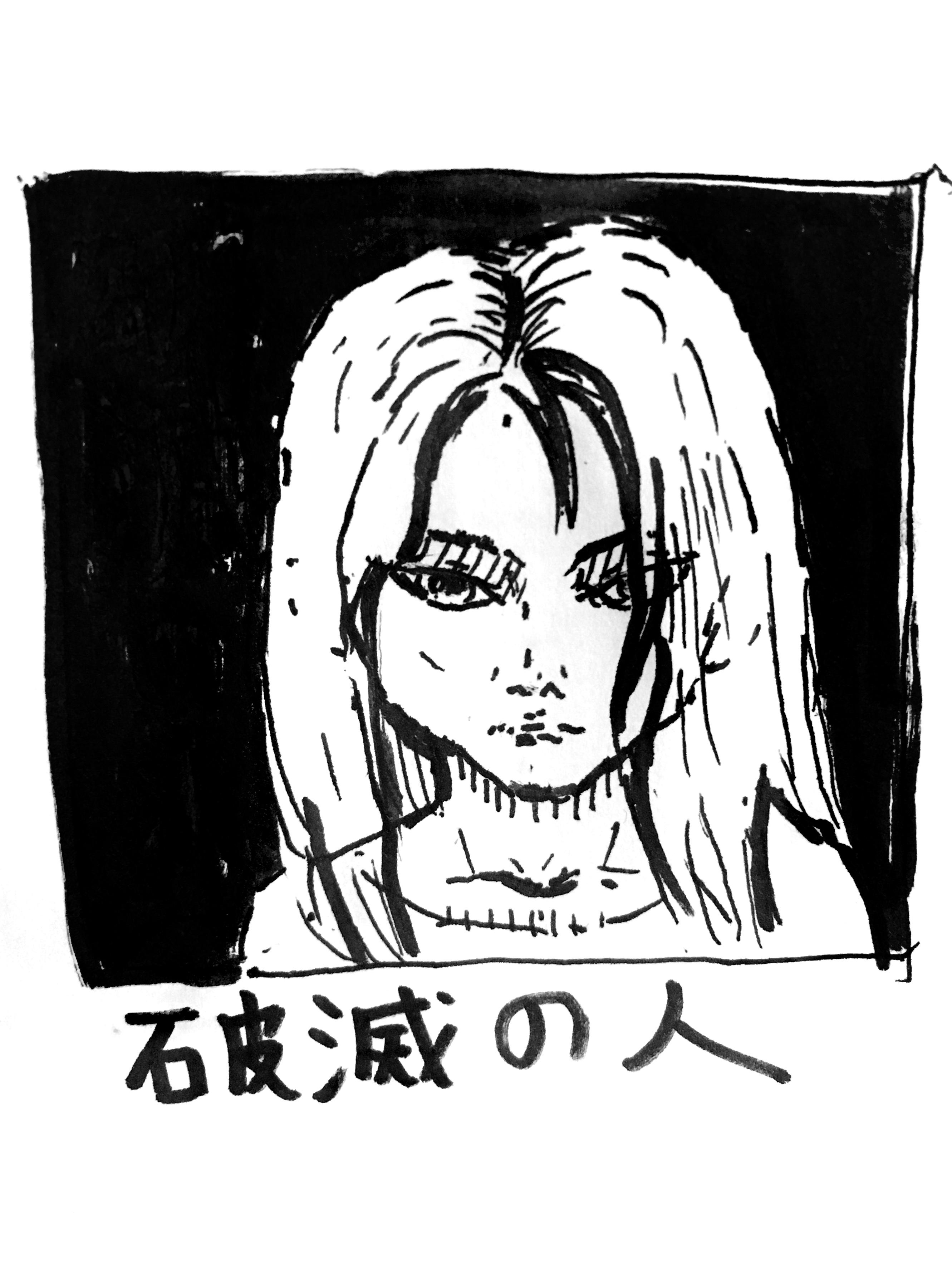 90年代アニメのYOSHIKI図鑑