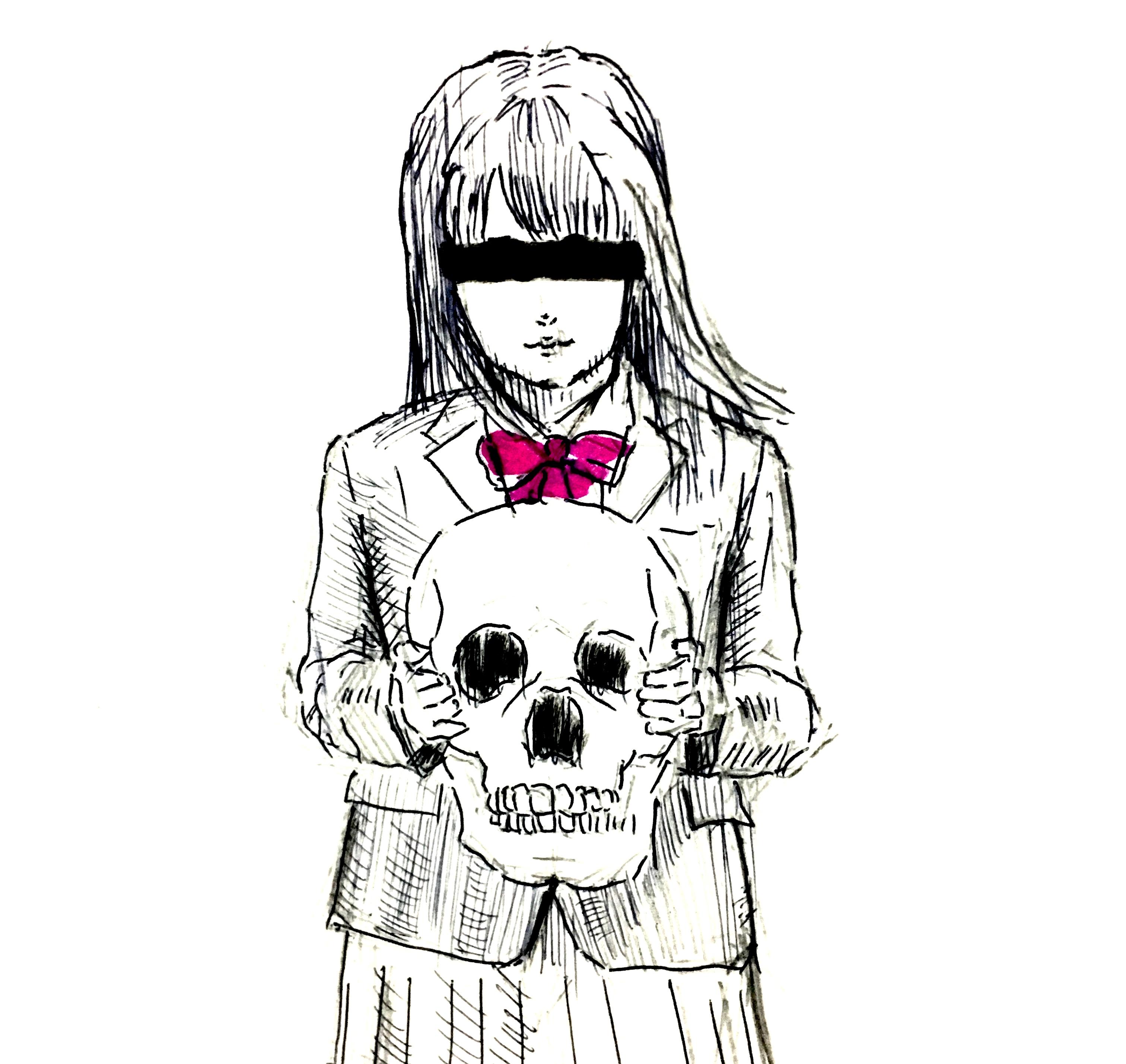 女と幽霊、そして怨念と。最恐の女流怪談師・志月かなでを見逃すな